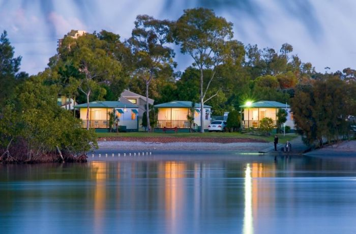 Boyds Bay Holiday Park - Accommodation Cairns