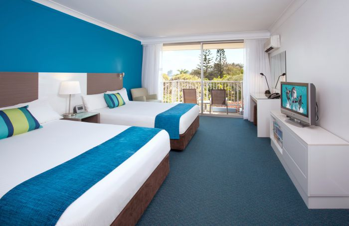 Sea World Resort and Water Park - Accommodation Cairns