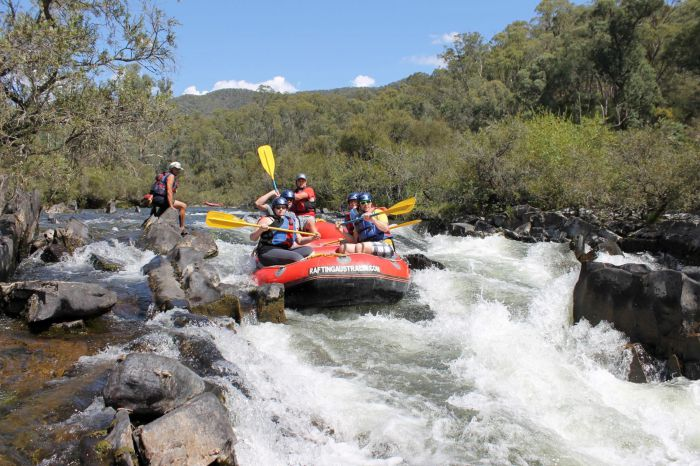 Rafting Australia - Accommodation Cairns