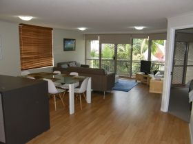 Sanctuary Beach Resort - Accommodation Cairns