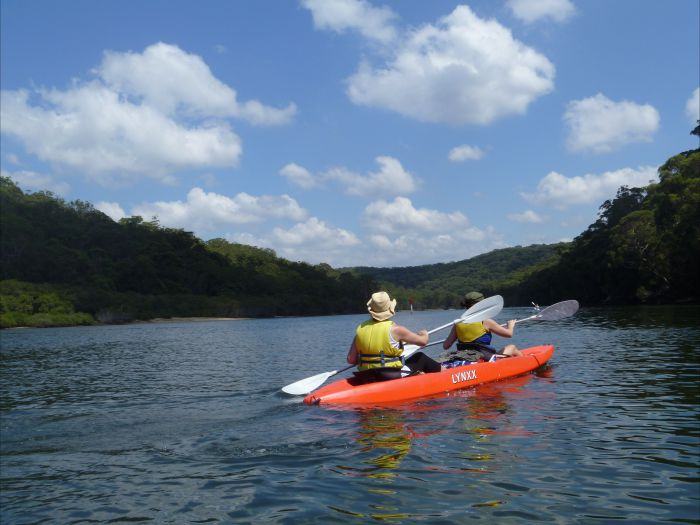 Bundeena Kayaks - Accommodation Cairns