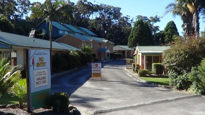 Sussex Inlet Holiday Centre - Accommodation Cairns