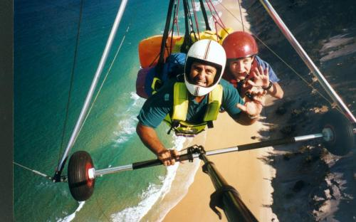 David CookmanSunshine Coast Hang Gliding - Accommodation Cairns