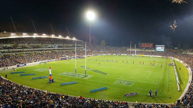 GIO Stadium Canberra - Accommodation Cairns
