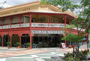 Cairns Historical Society - Accommodation Cairns
