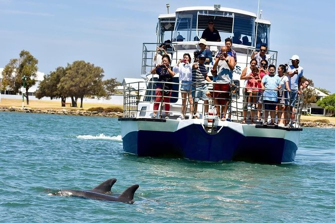 Mandurah Dolphin and Scenic Canal Cruise - Accommodation Cairns