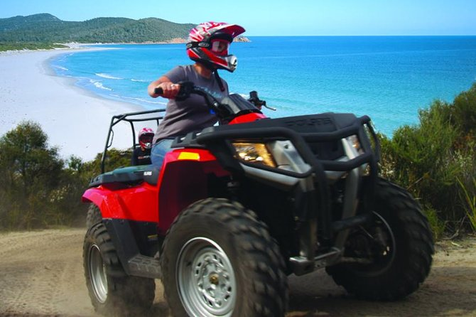 Half-Day Guided ATV Exploration Tour from Coles Bay - Accommodation Cairns