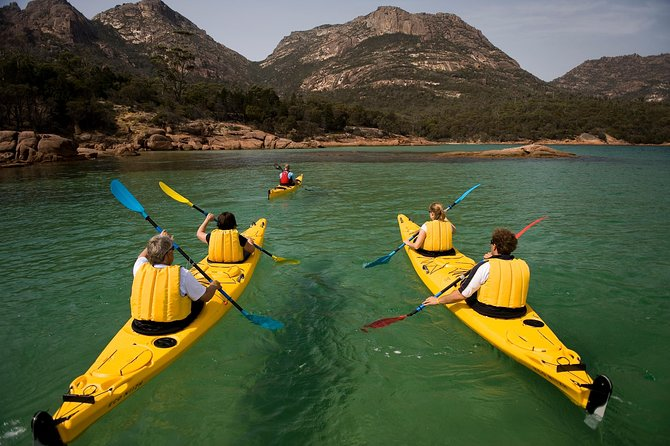 The Freycinet Paddle - Accommodation Cairns