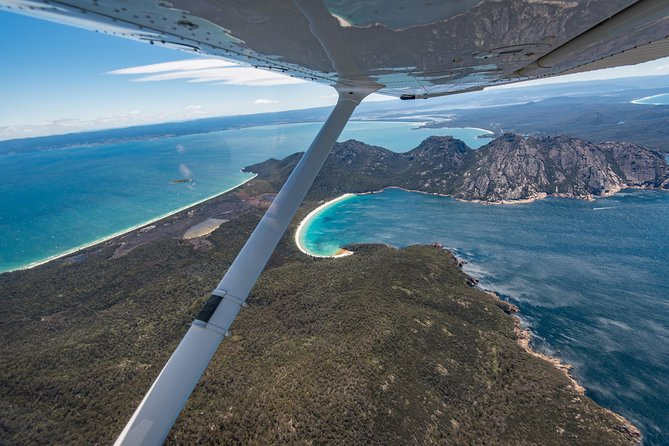 Freycinet Peninsula Or Wineglass Bay Scenic Flight - Accommodation Cairns