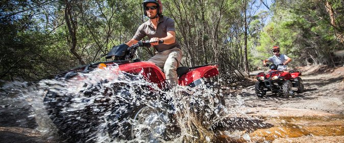 Quad Bike 2-Hour Adventure Freycinet National Park - Accommodation Cairns