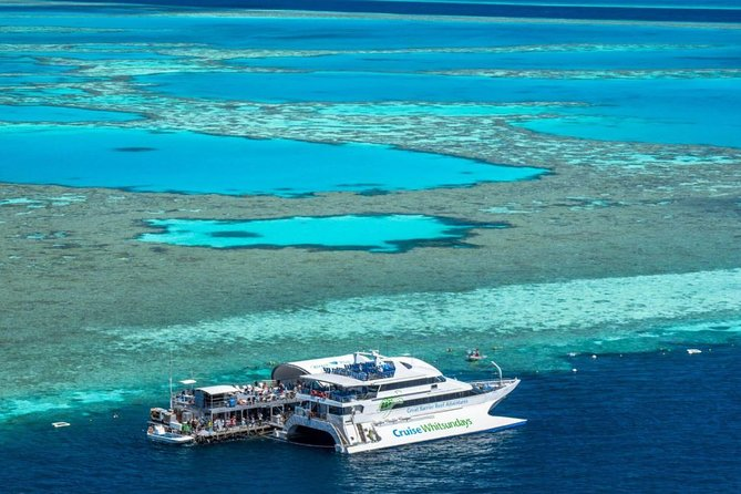 Great Barrier Reef Day Cruise to Reefworld - Accommodation Cairns