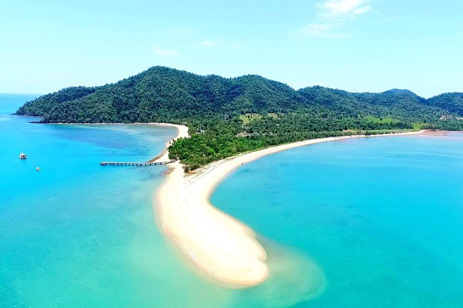 Dunk Island Round-Trip Water Taxi Transfer from Mission Beach - Accommodation Cairns