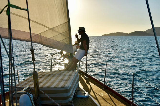 Magnetic Island Twilight Sailing Cruise - Accommodation Cairns