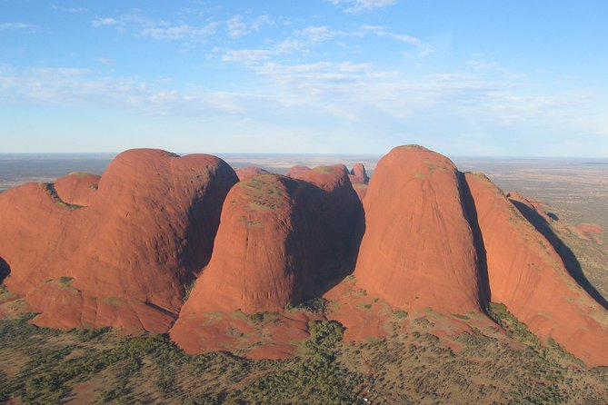 Kata Tjuta and Uluru Grand View Helicopter Flight - Accommodation Cairns