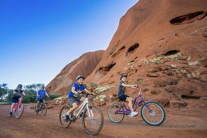 Outback Cycling Uluru Bike Ride - Accommodation Cairns