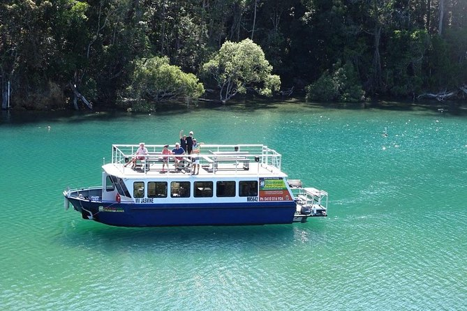 Brunswick Heads Rainforest Eco-Cruise - Accommodation Cairns
