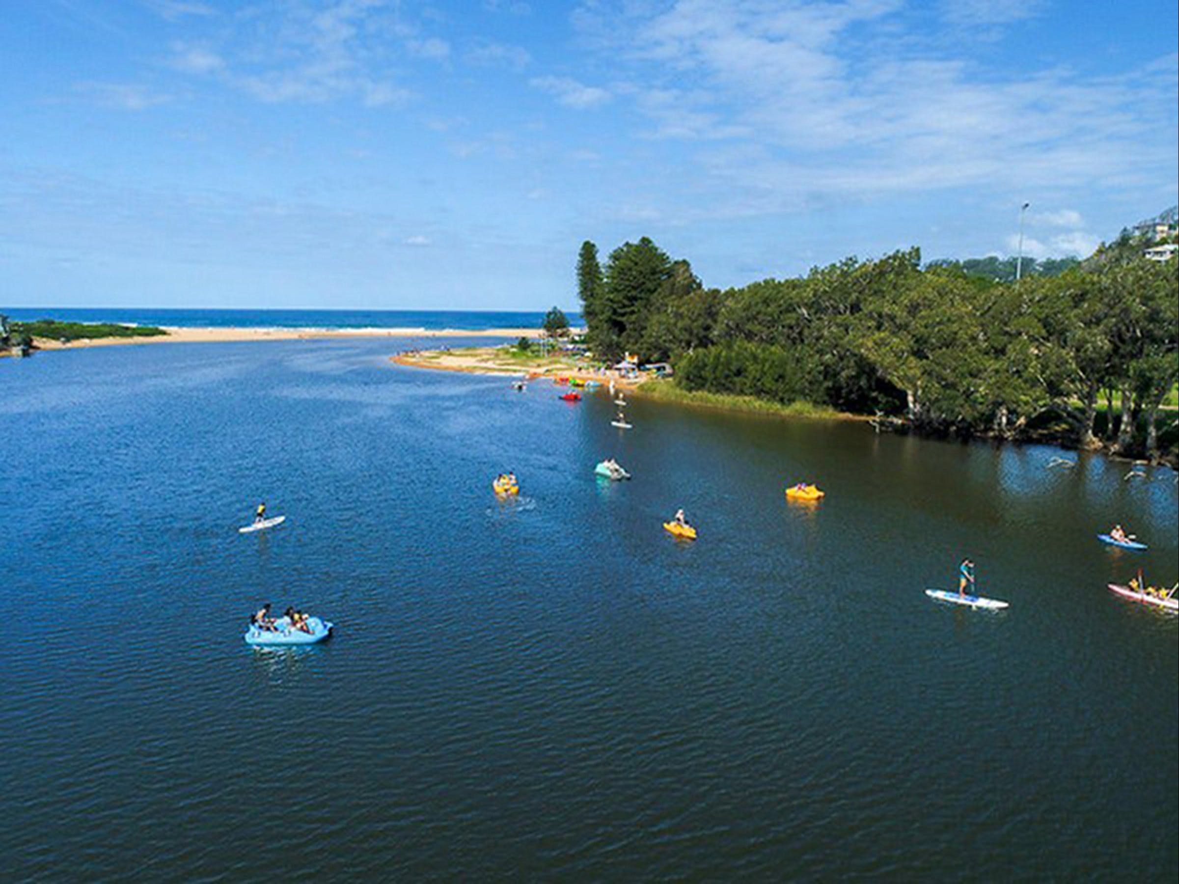 Avoca Lake - Accommodation Cairns