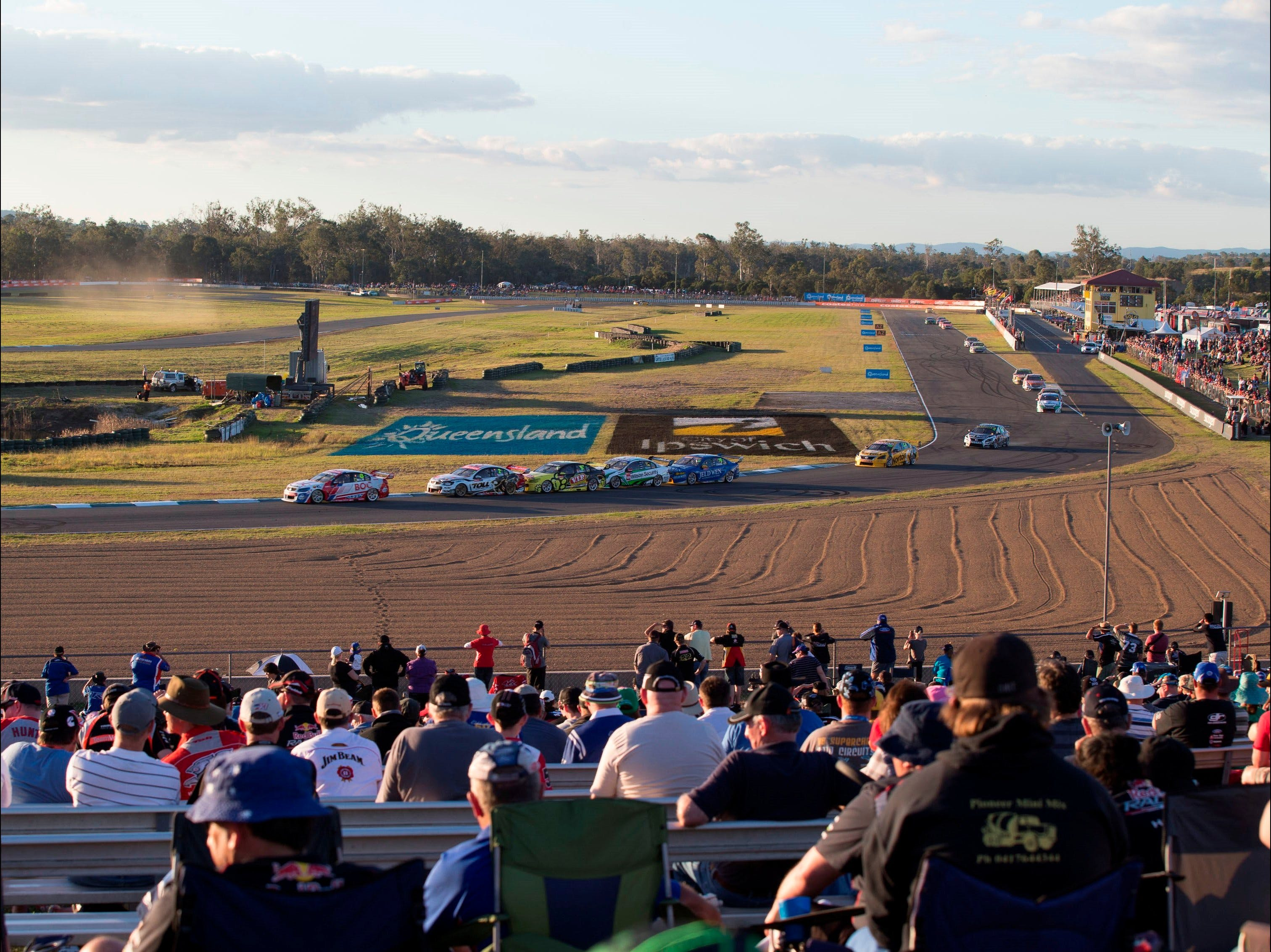 Ipswich Motorsport Precinct - Accommodation Cairns