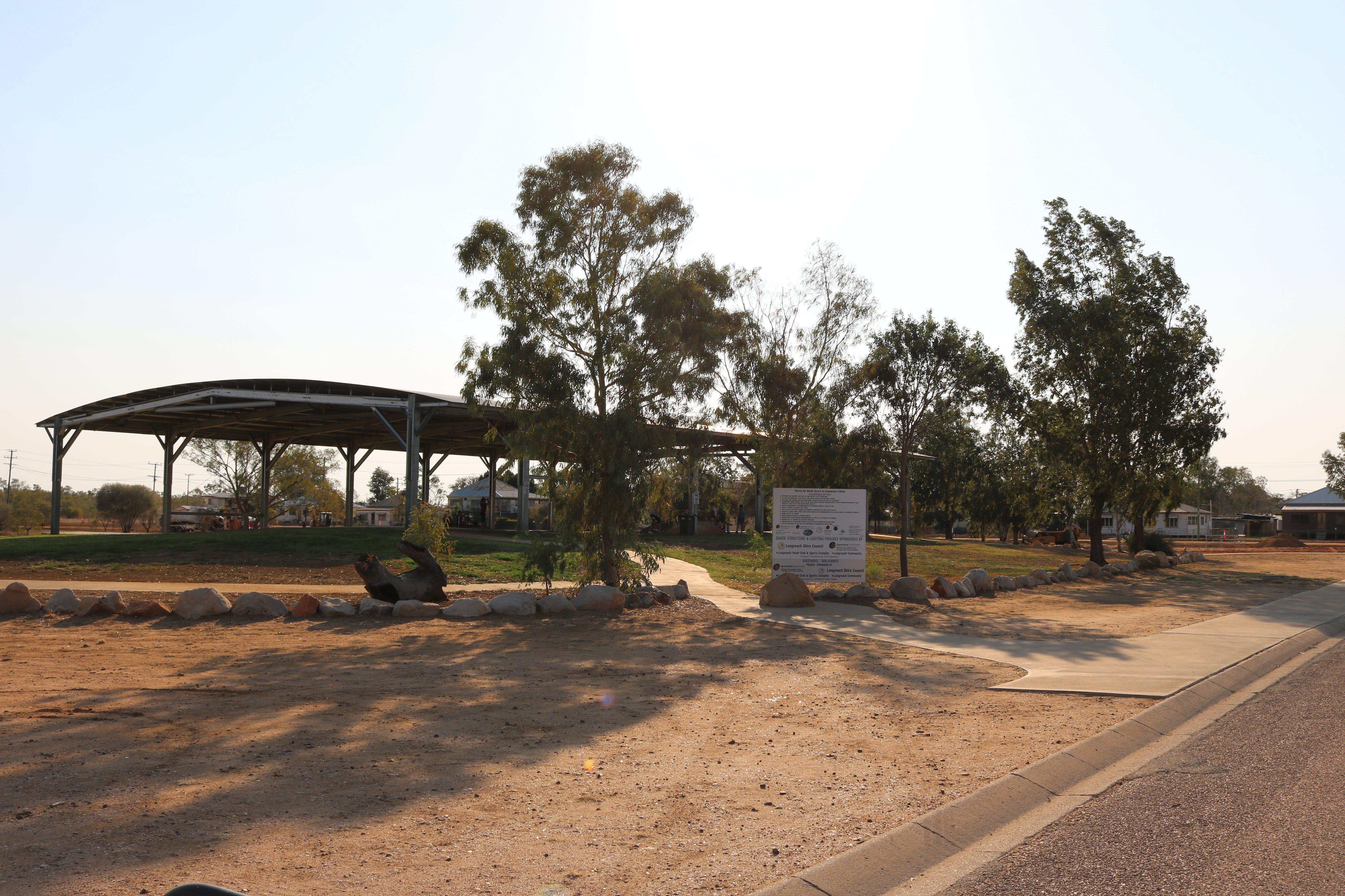 Longreach Skate Park - Accommodation Cairns
