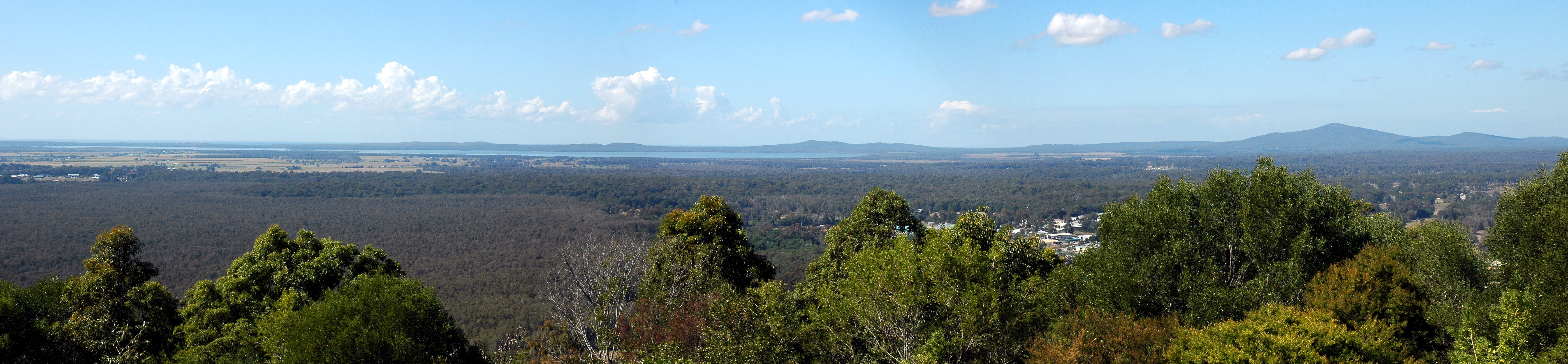 Maclean Lookout - Accommodation Cairns