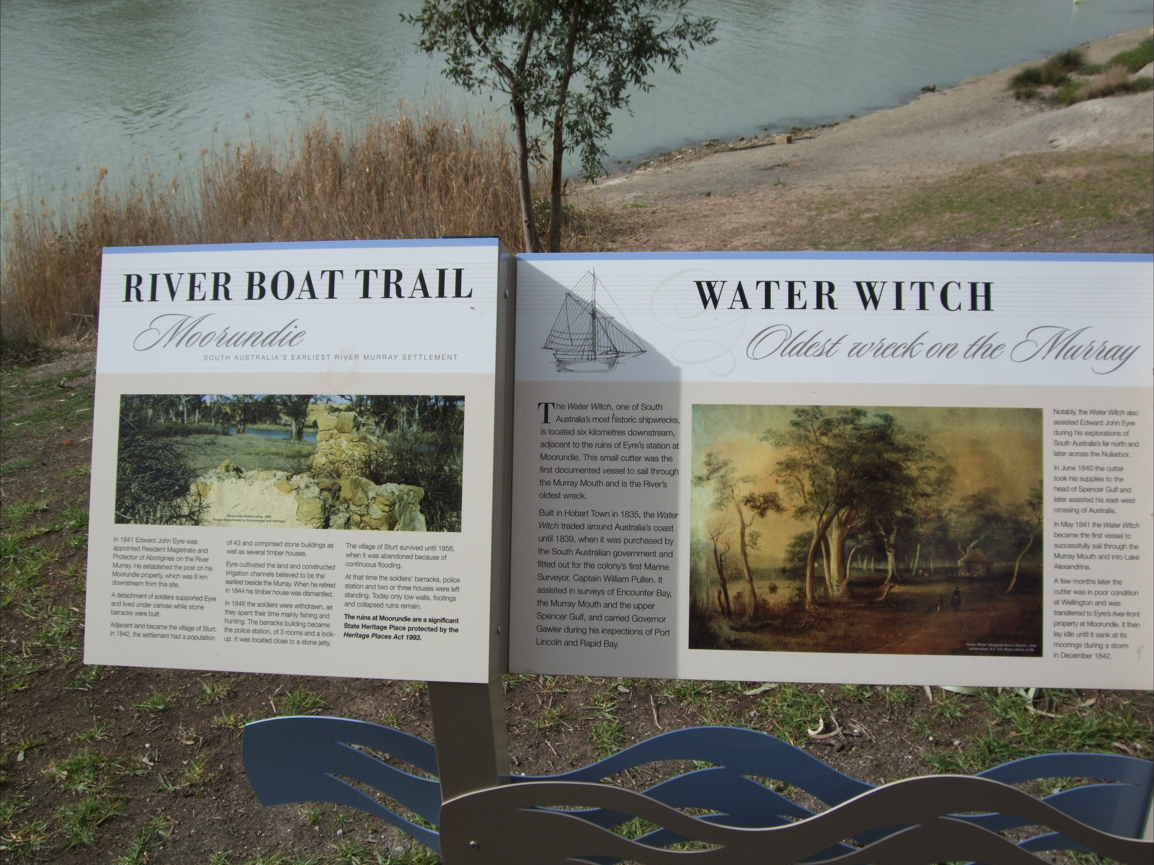 River Boat Trail - Accommodation Cairns