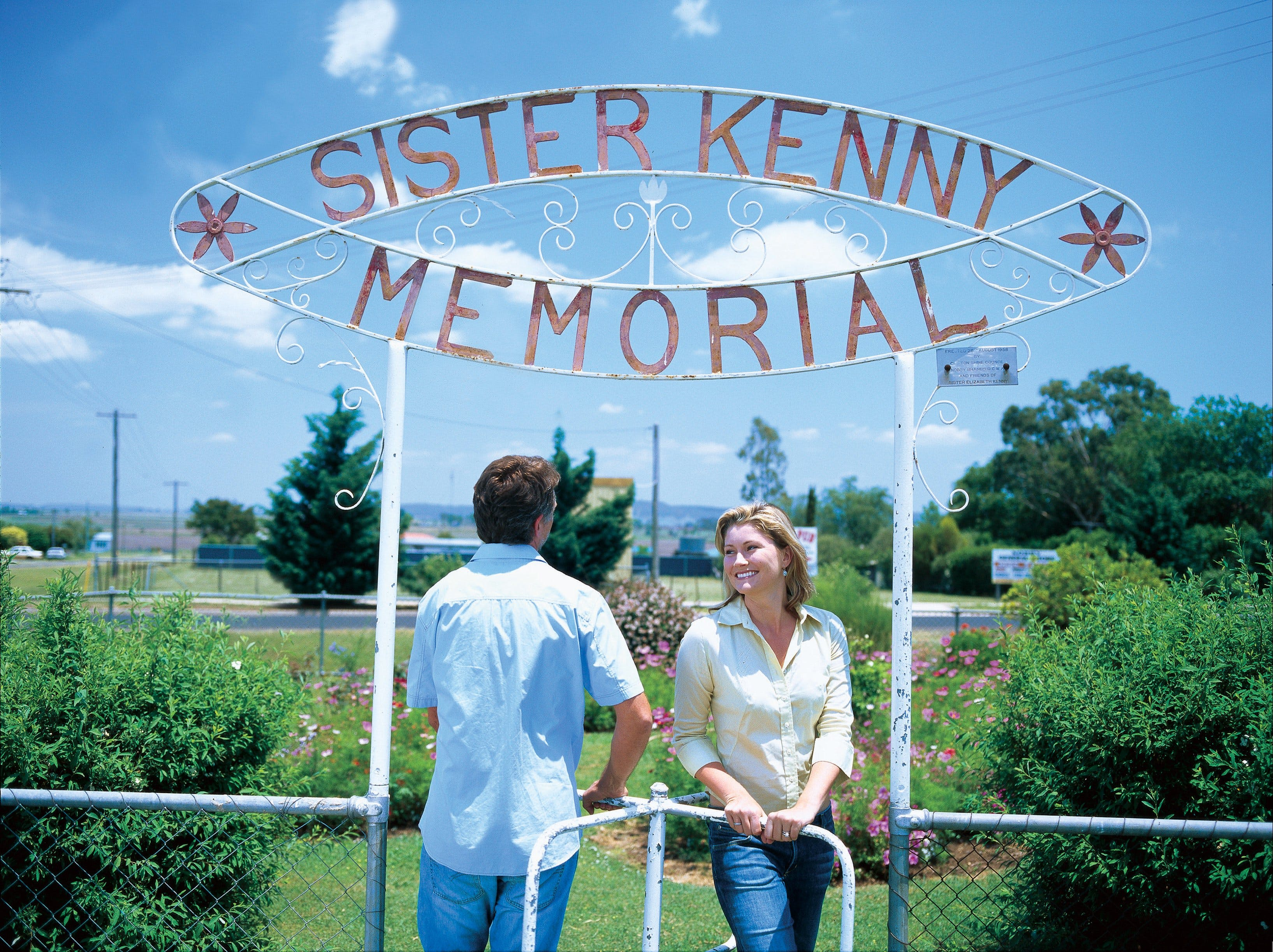Sister Kenny Memorial Nobby - Accommodation Cairns