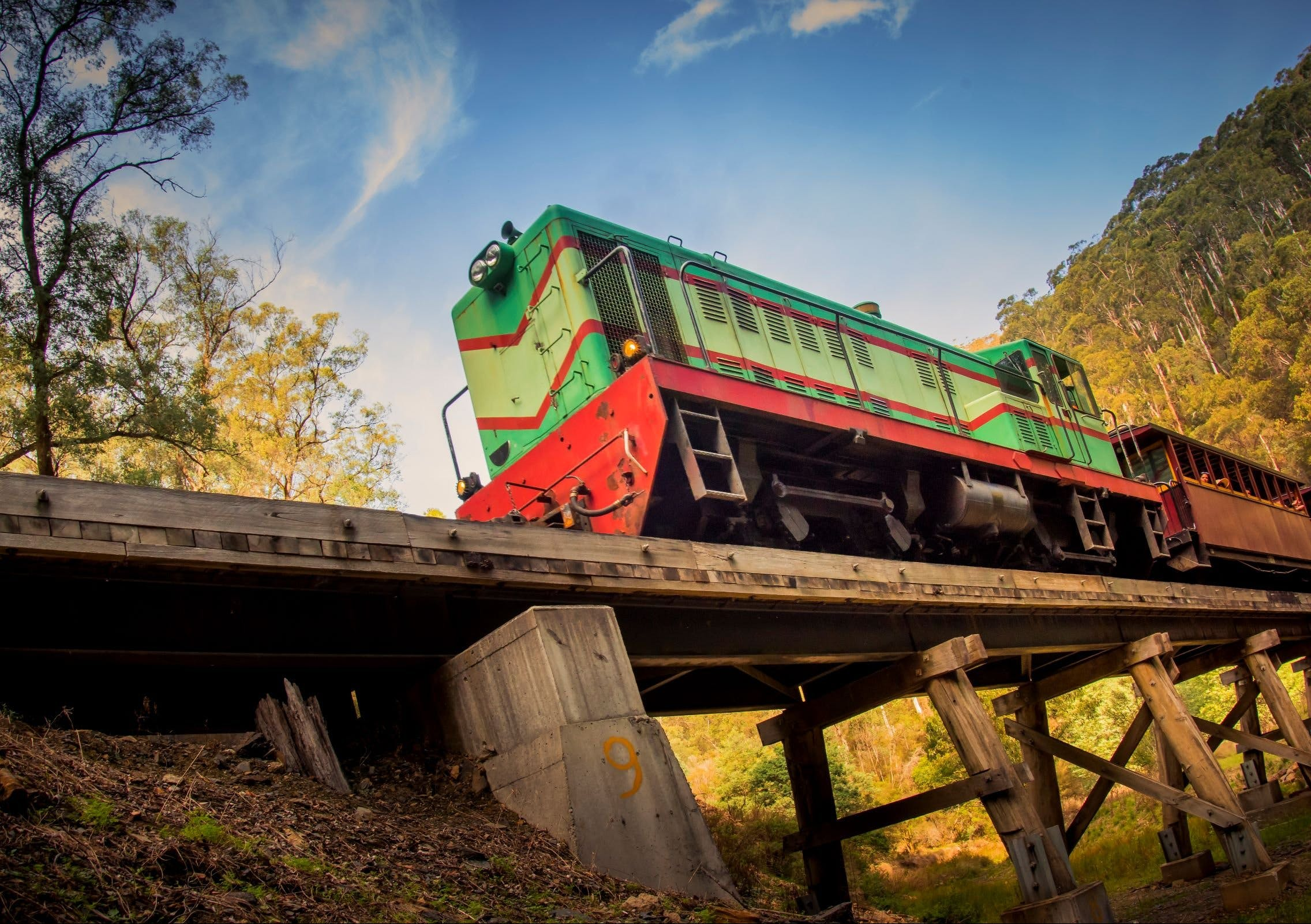 Walhalla Goldfields Railway - Accommodation Cairns