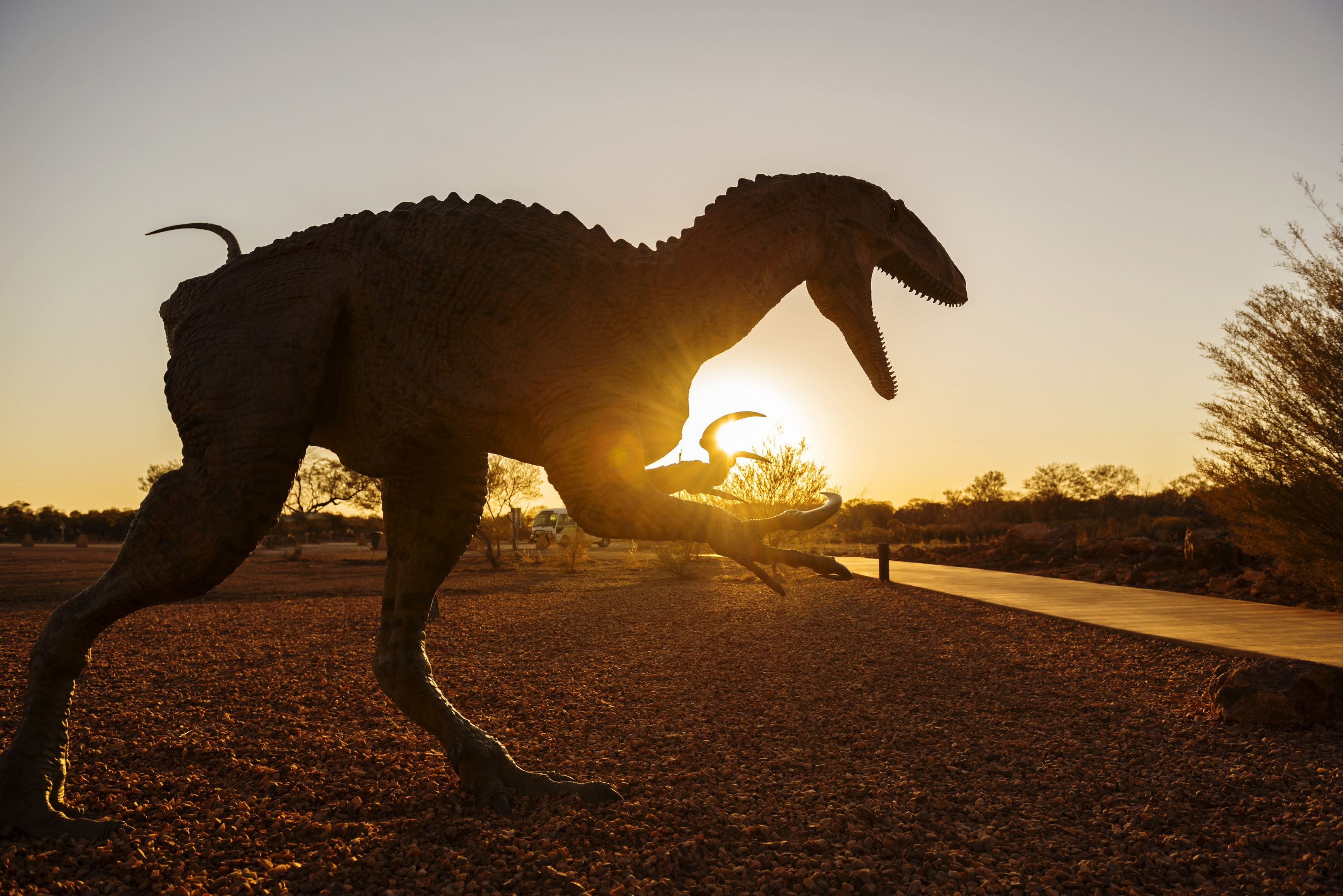 Australian Dinosaur Trail - Accommodation Cairns