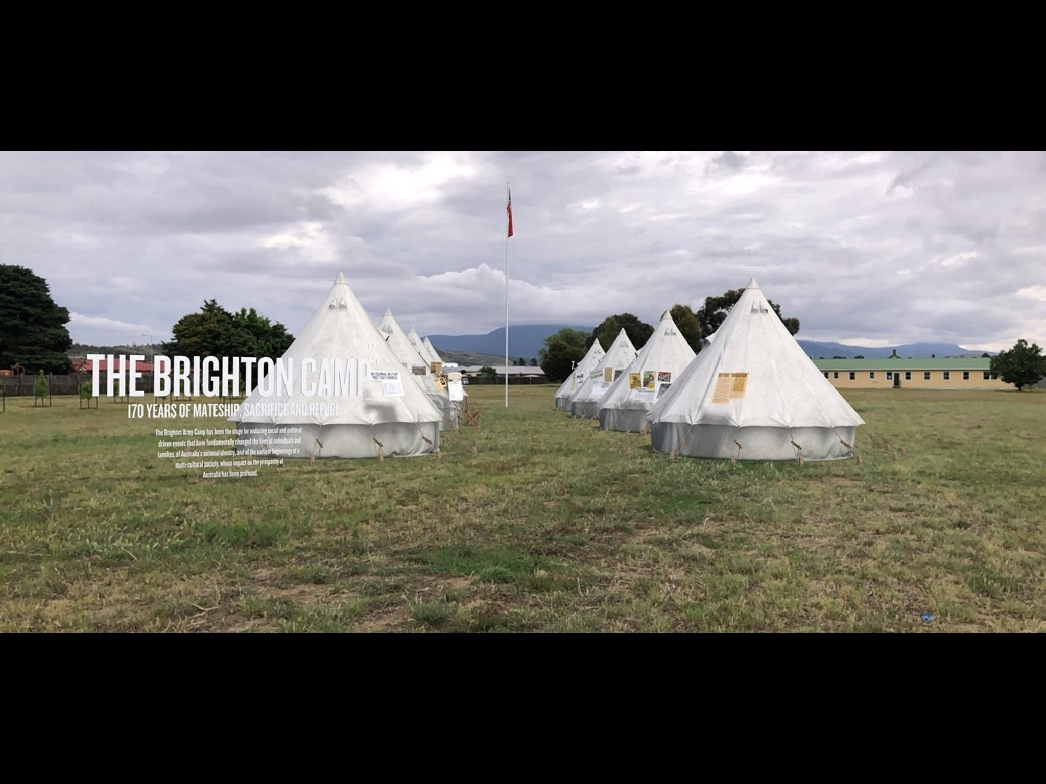 Brighton Army Camp - Accommodation Cairns