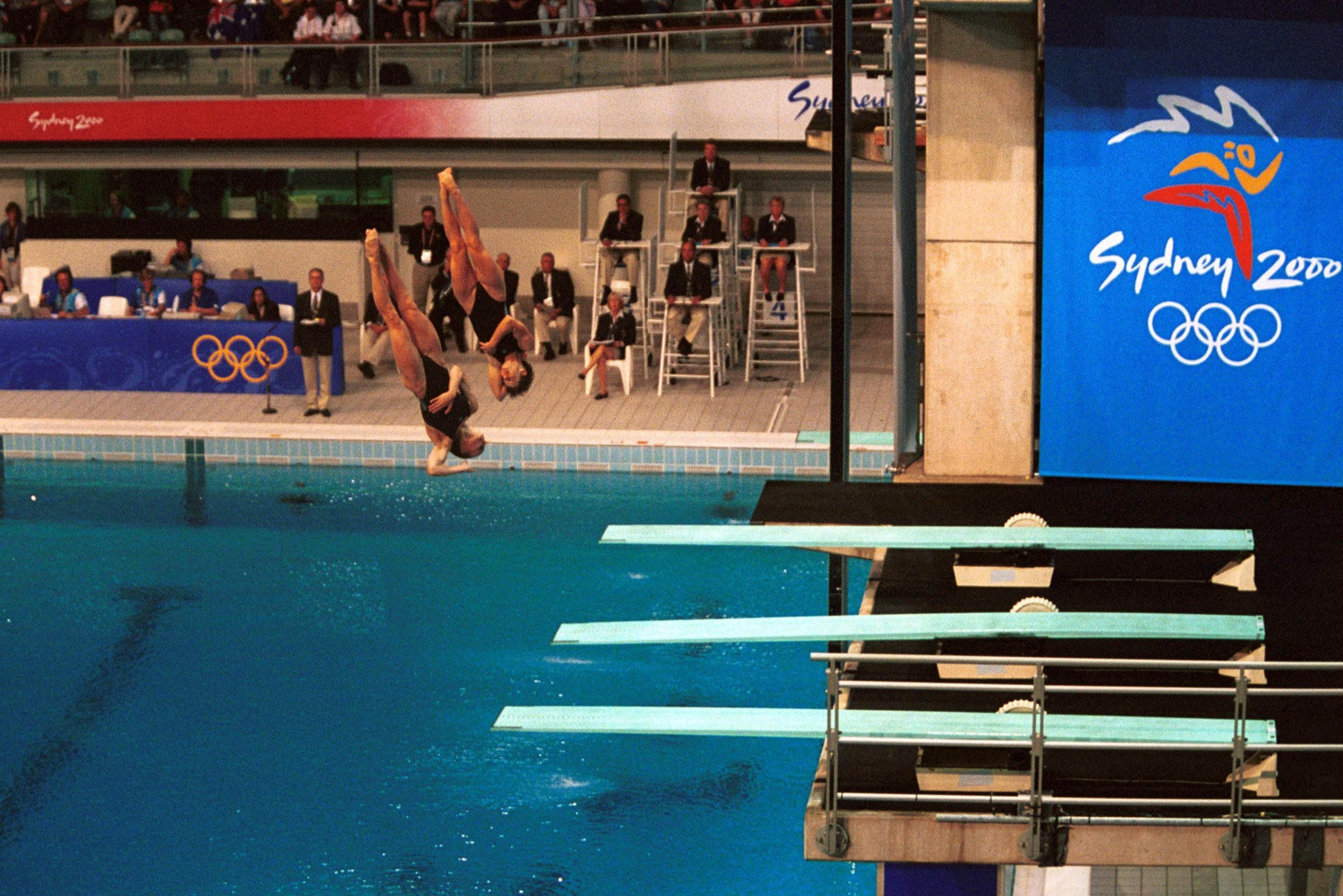 Dive Into History at Sydney Olympic Park Aquatic Centre - Accommodation Cairns