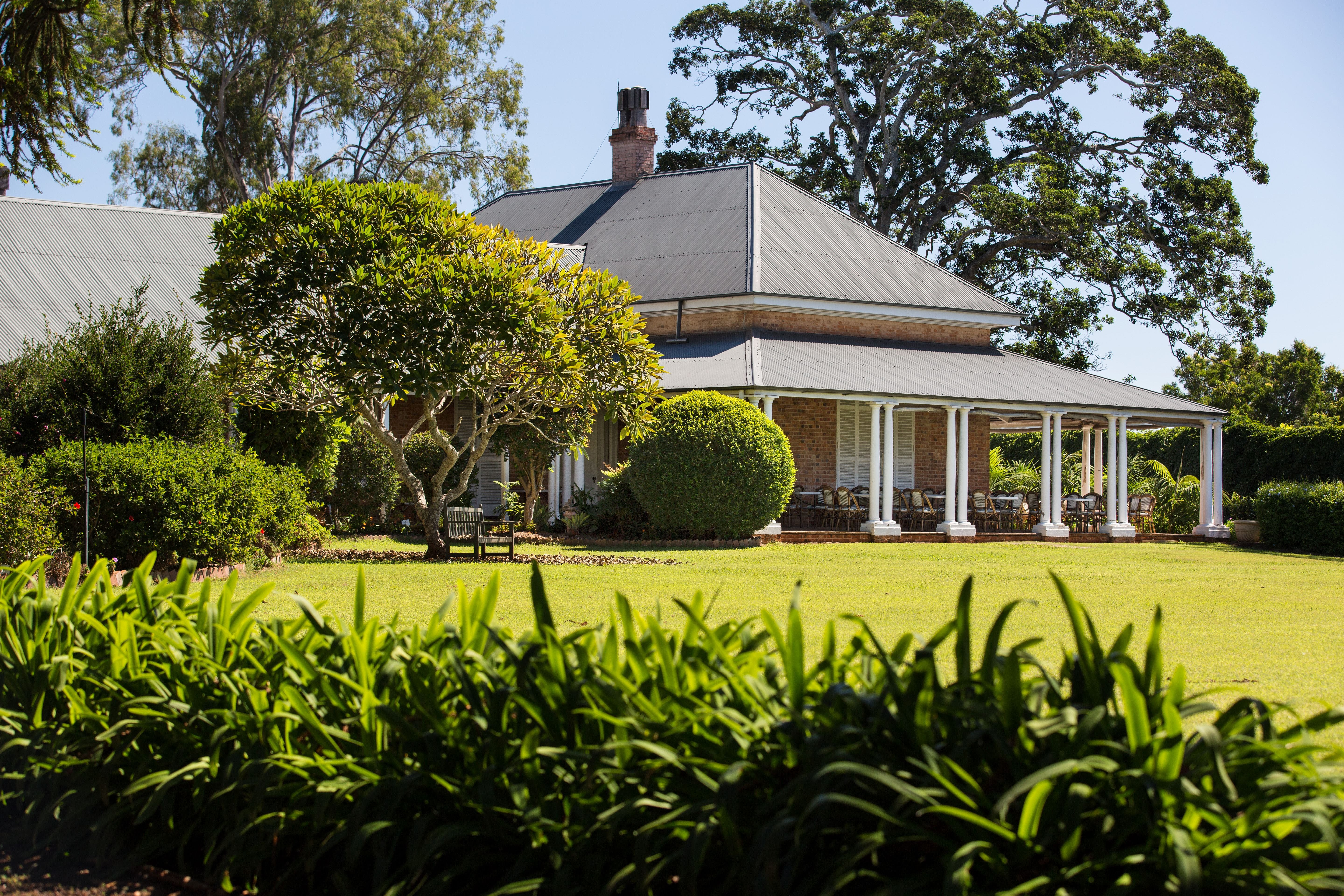 Historic Ormiston House - Accommodation Cairns
