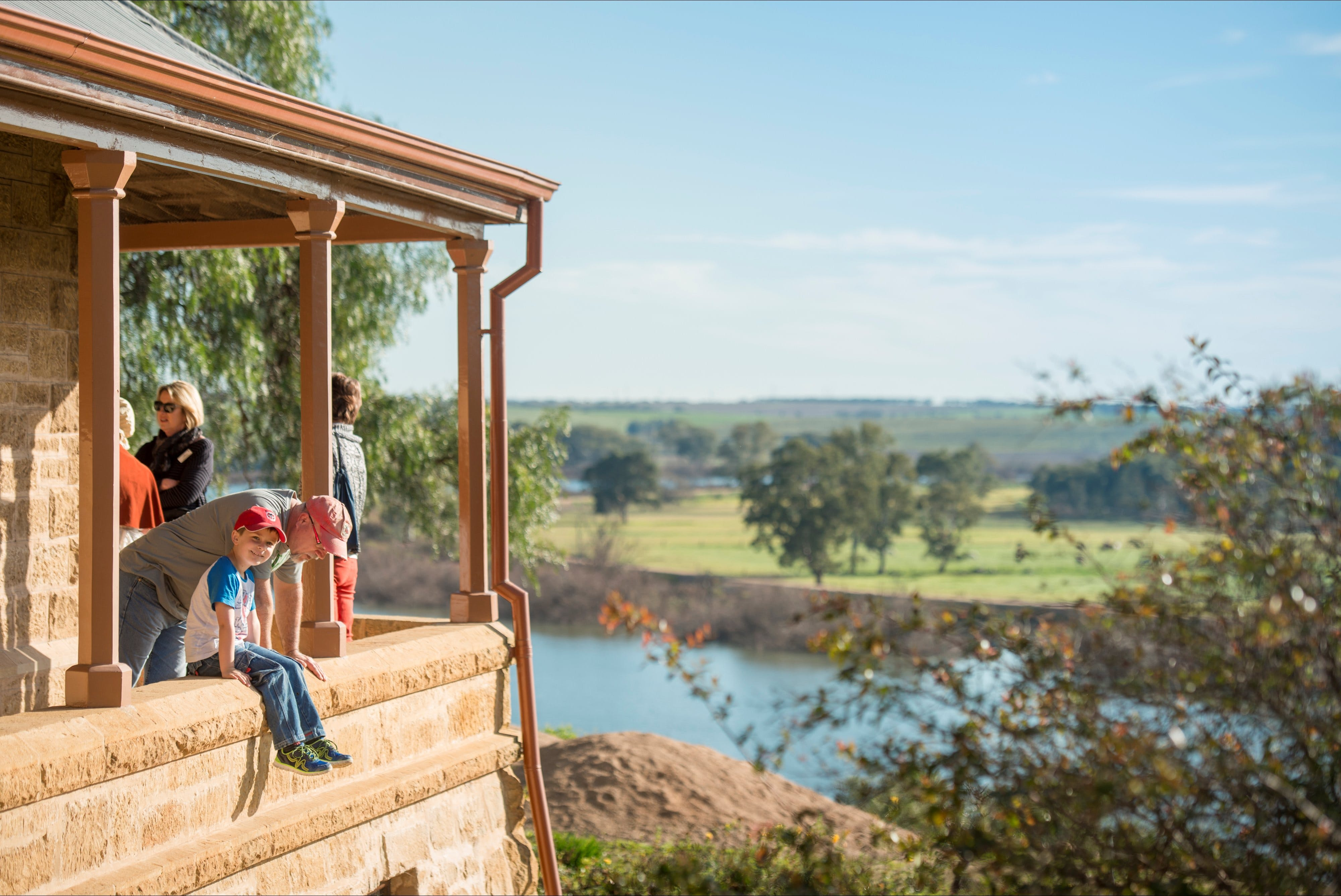 The Murray Bridge Discovery Trail - Accommodation Cairns