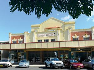 The Saraton Theatre Grafton - Accommodation Cairns