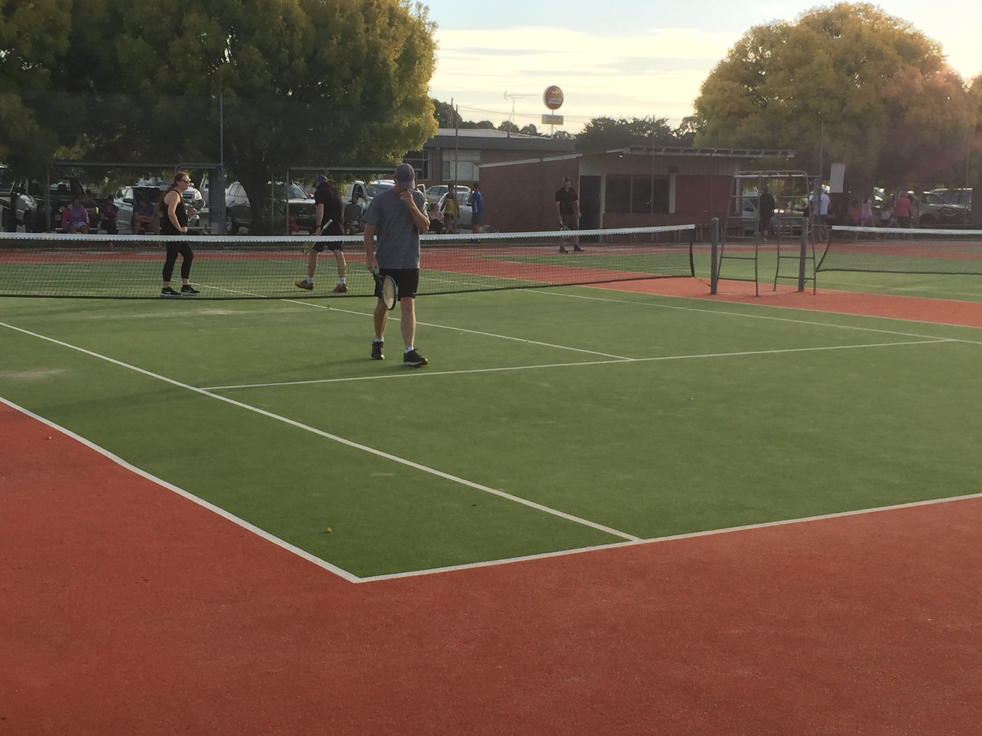 Crookwell Tennis Courts - Accommodation Cairns