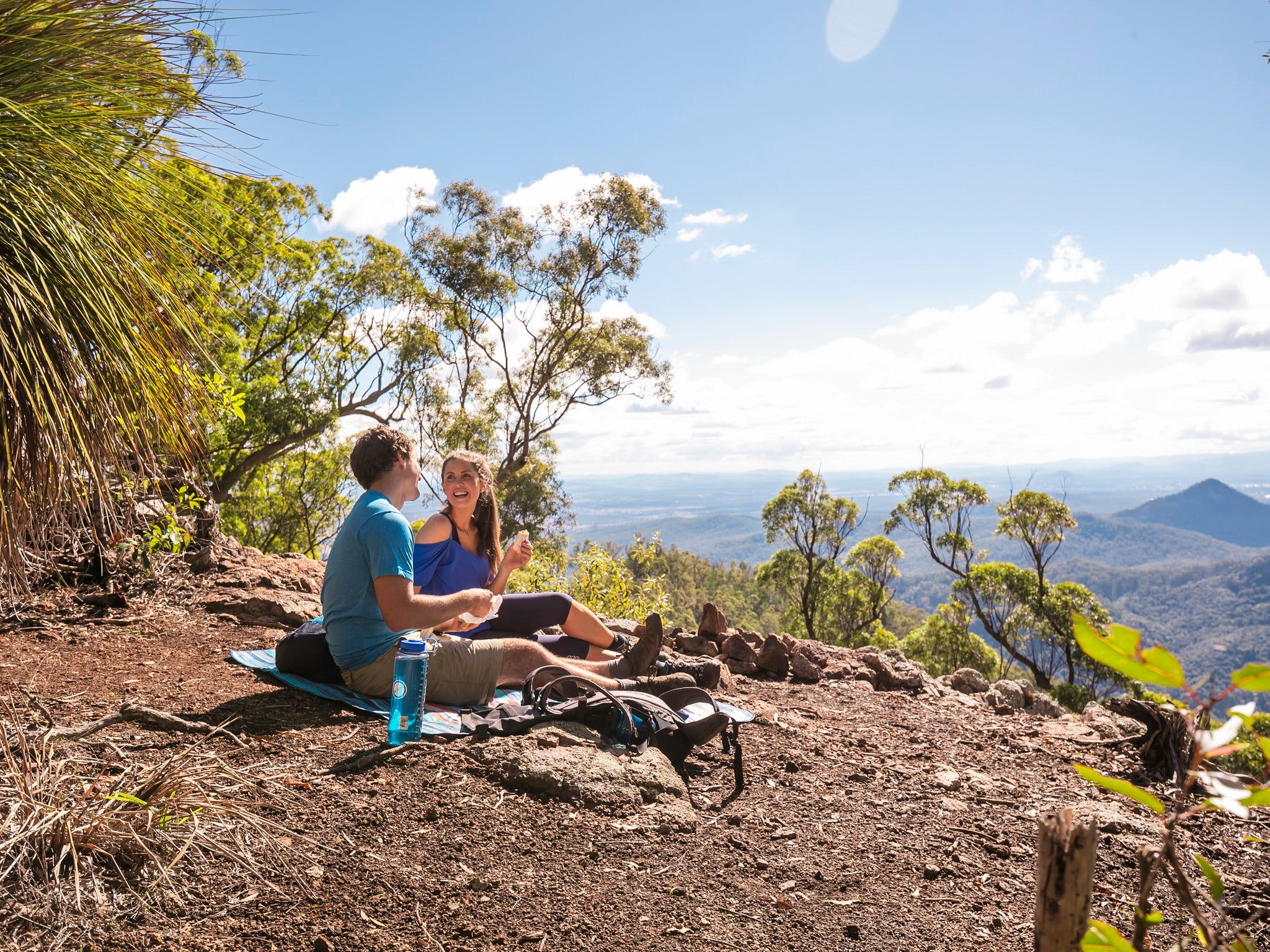Goolman Lookout via Rocky Knoll Lookout Trail - Accommodation Cairns