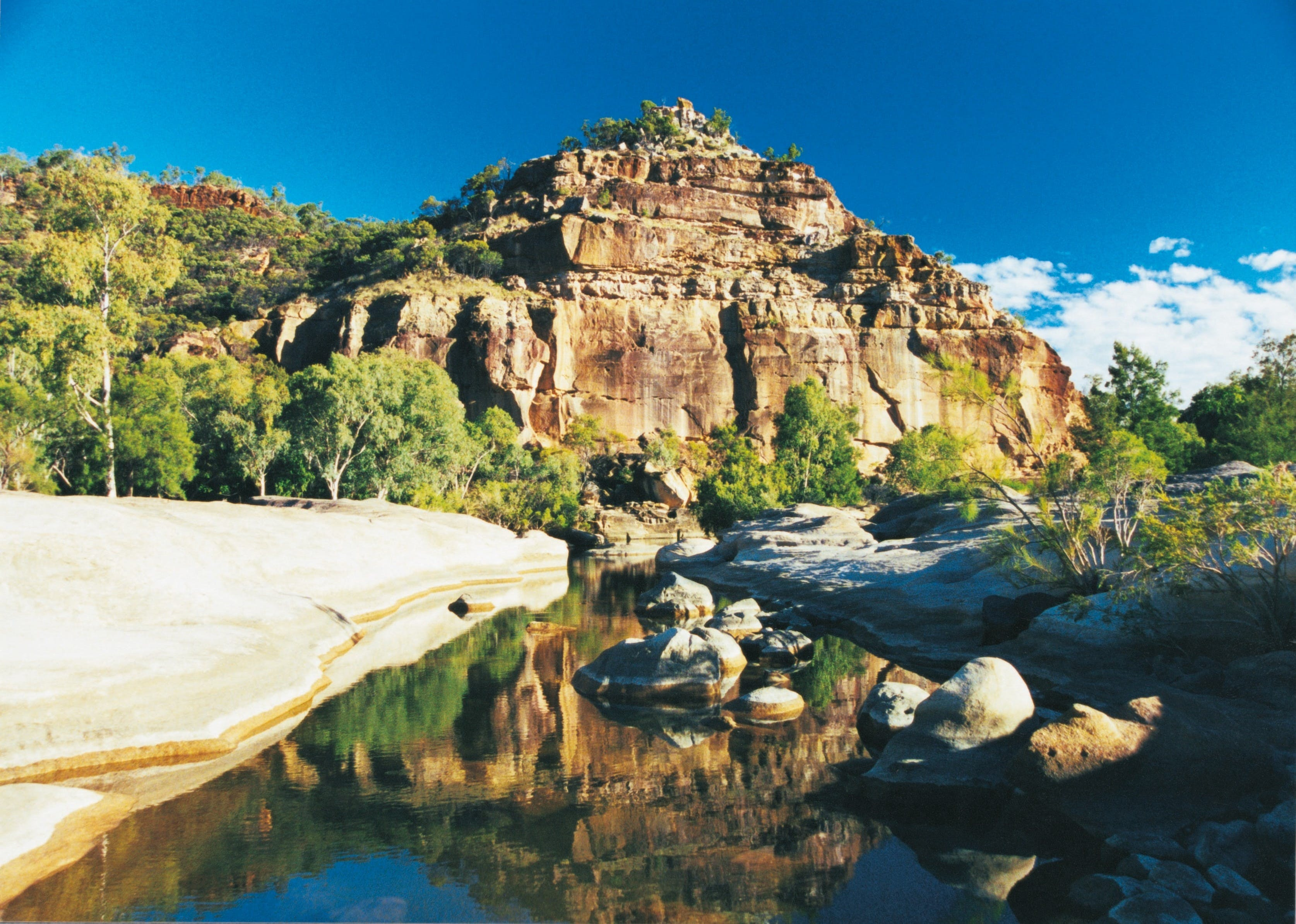 Porcupine Gorge National Park - Accommodation Cairns