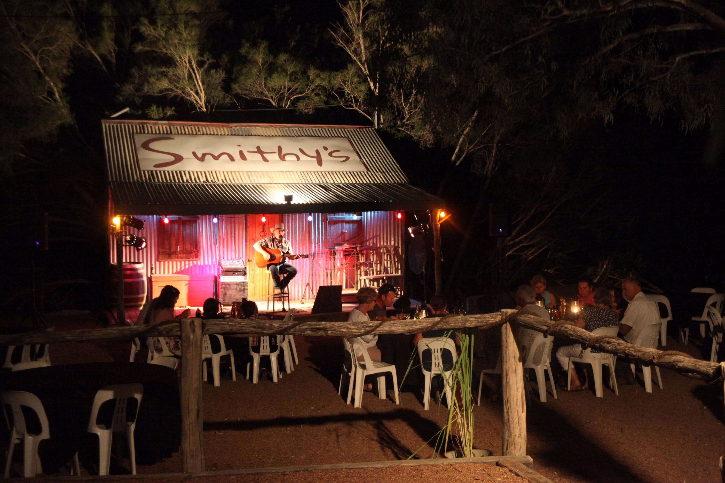 Smithy's Outback Dinner and Show - Accommodation Cairns