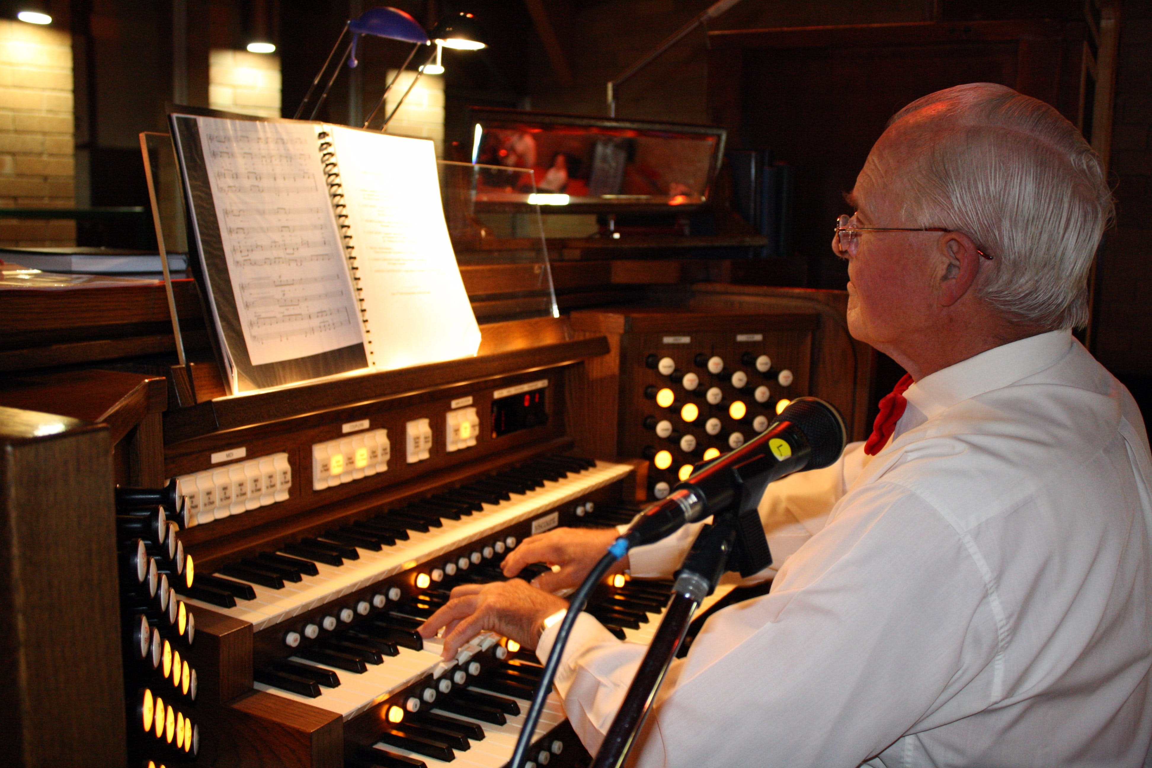 St Bartholomews Largest Digital Pipe Organ in the Southern Hemisphere - Accommodation Cairns