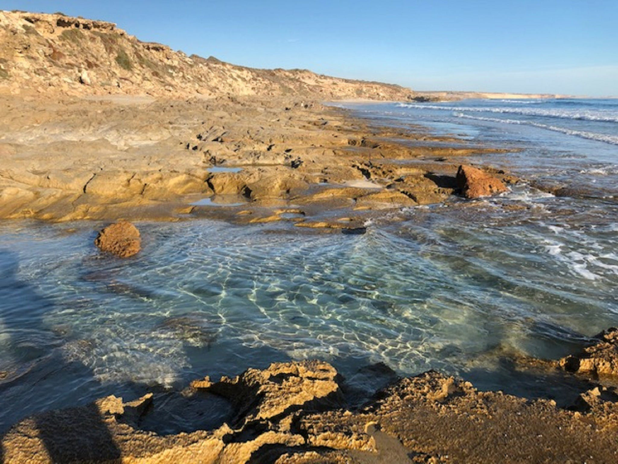 Streaky Bay - Back Beach - Accommodation Cairns
