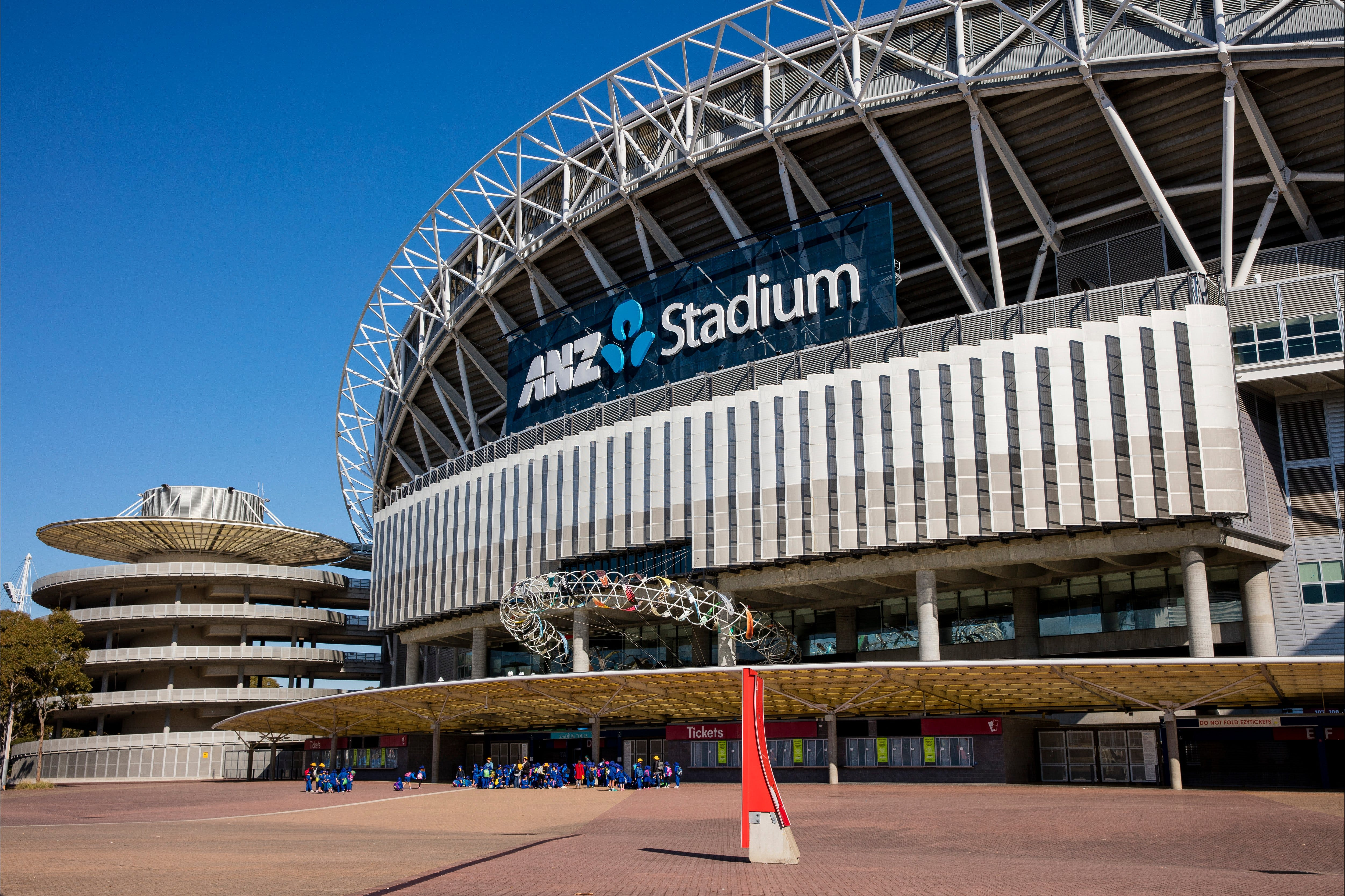 ANZ Stadium - Accommodation Cairns