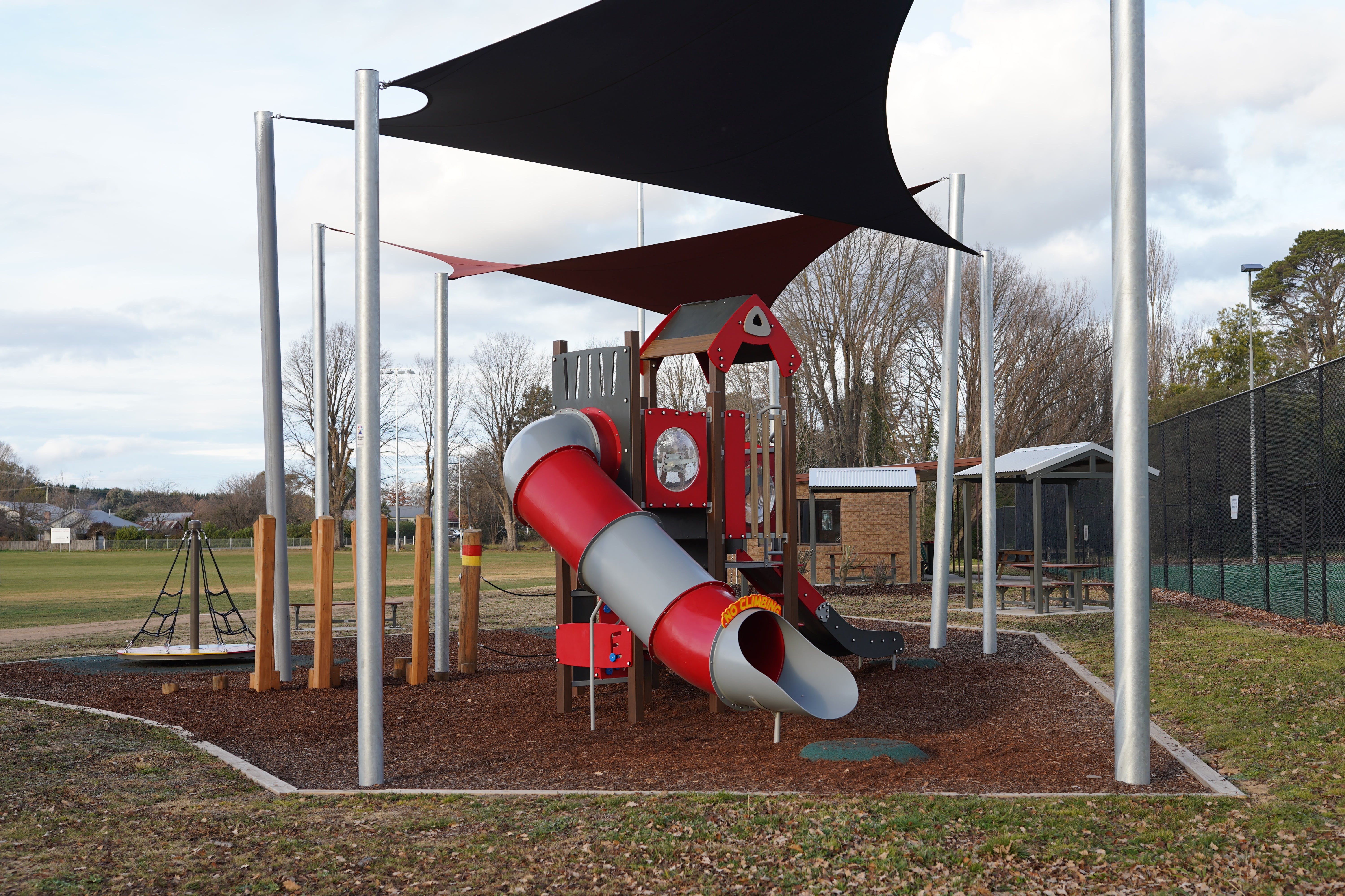 Braidwood Recreation Grounds and Playground - Accommodation Cairns