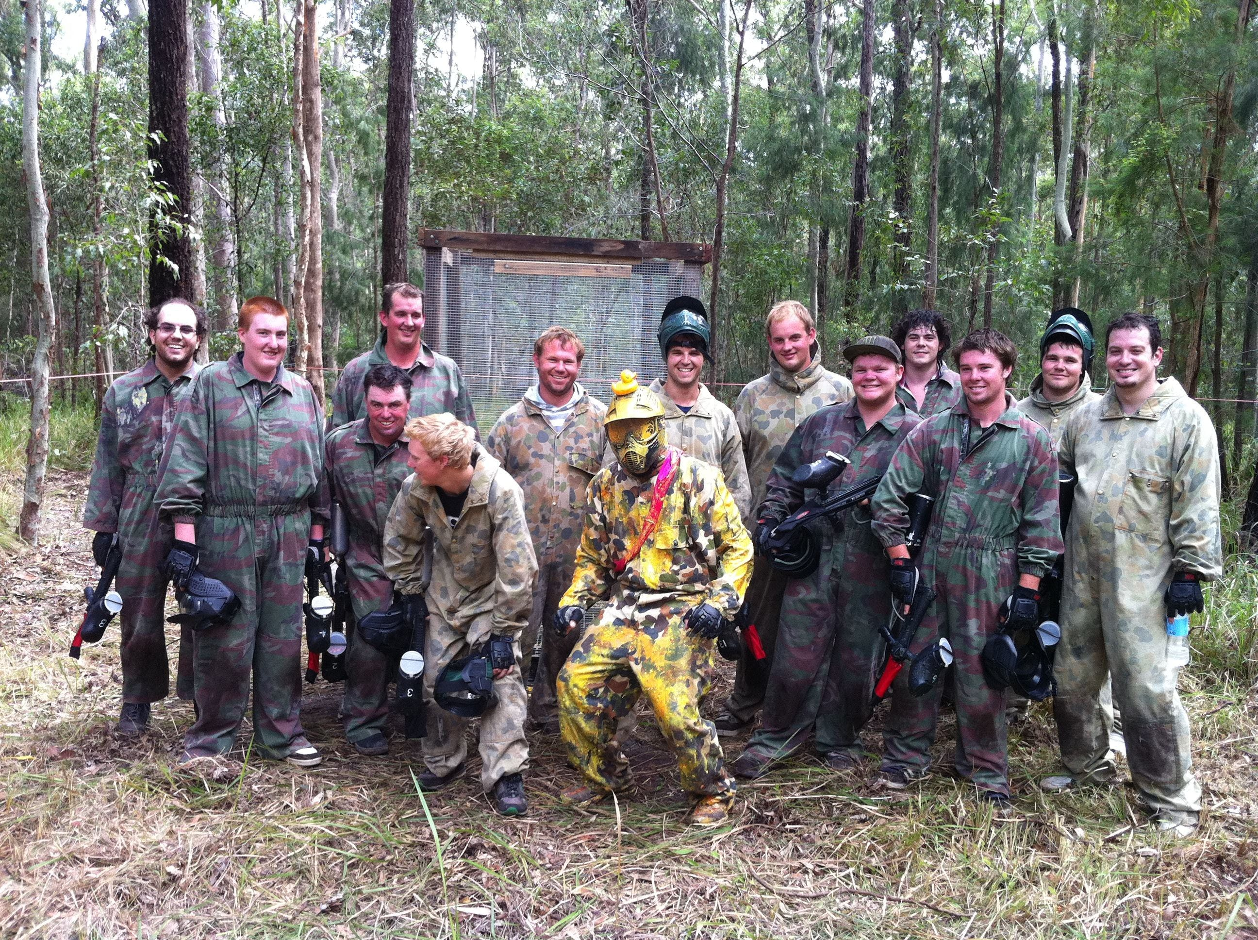 Mid North Coast Paintball - Accommodation Cairns
