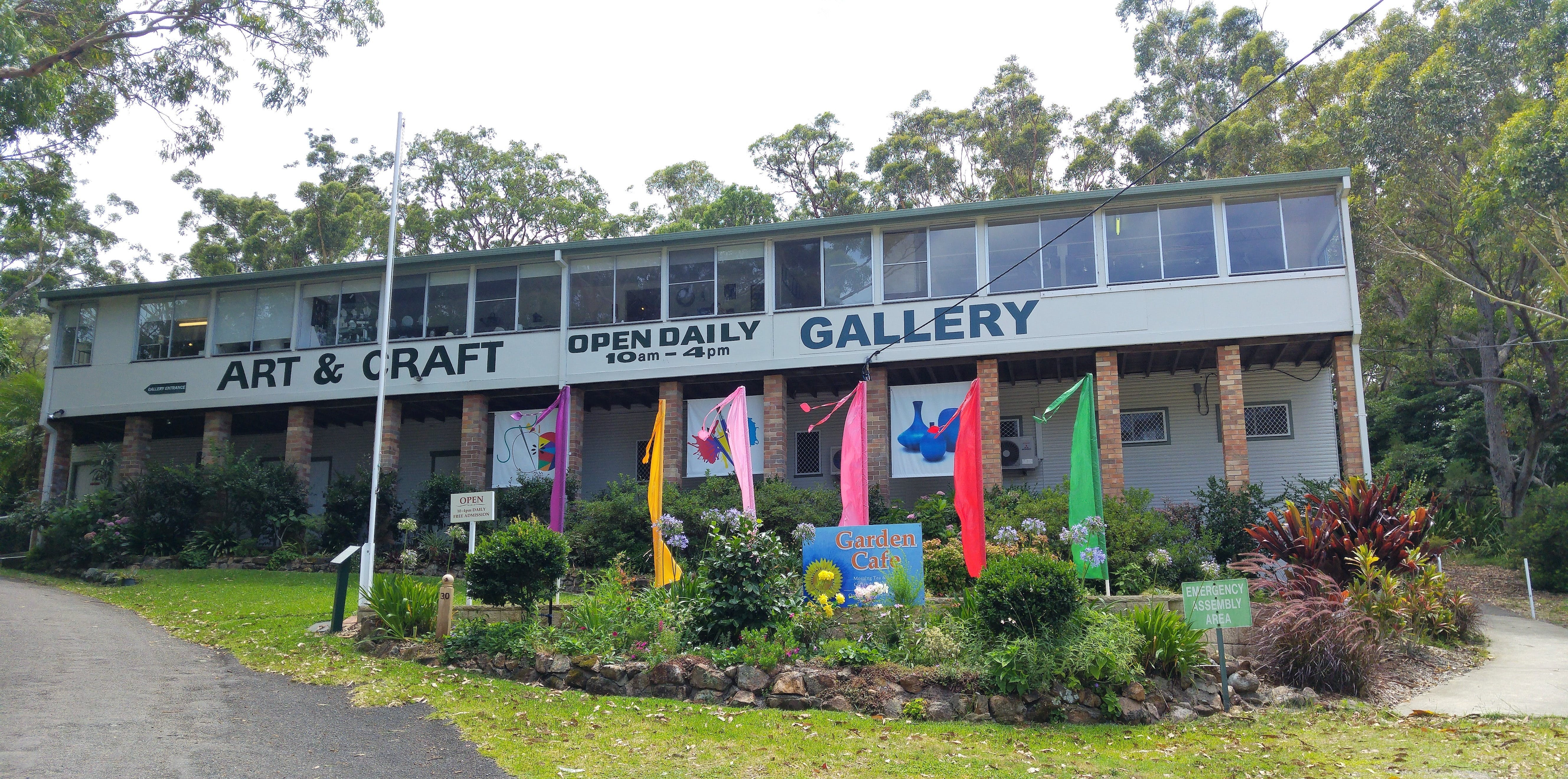 Port Stephens Community Arts Centre Gallery - Accommodation Cairns