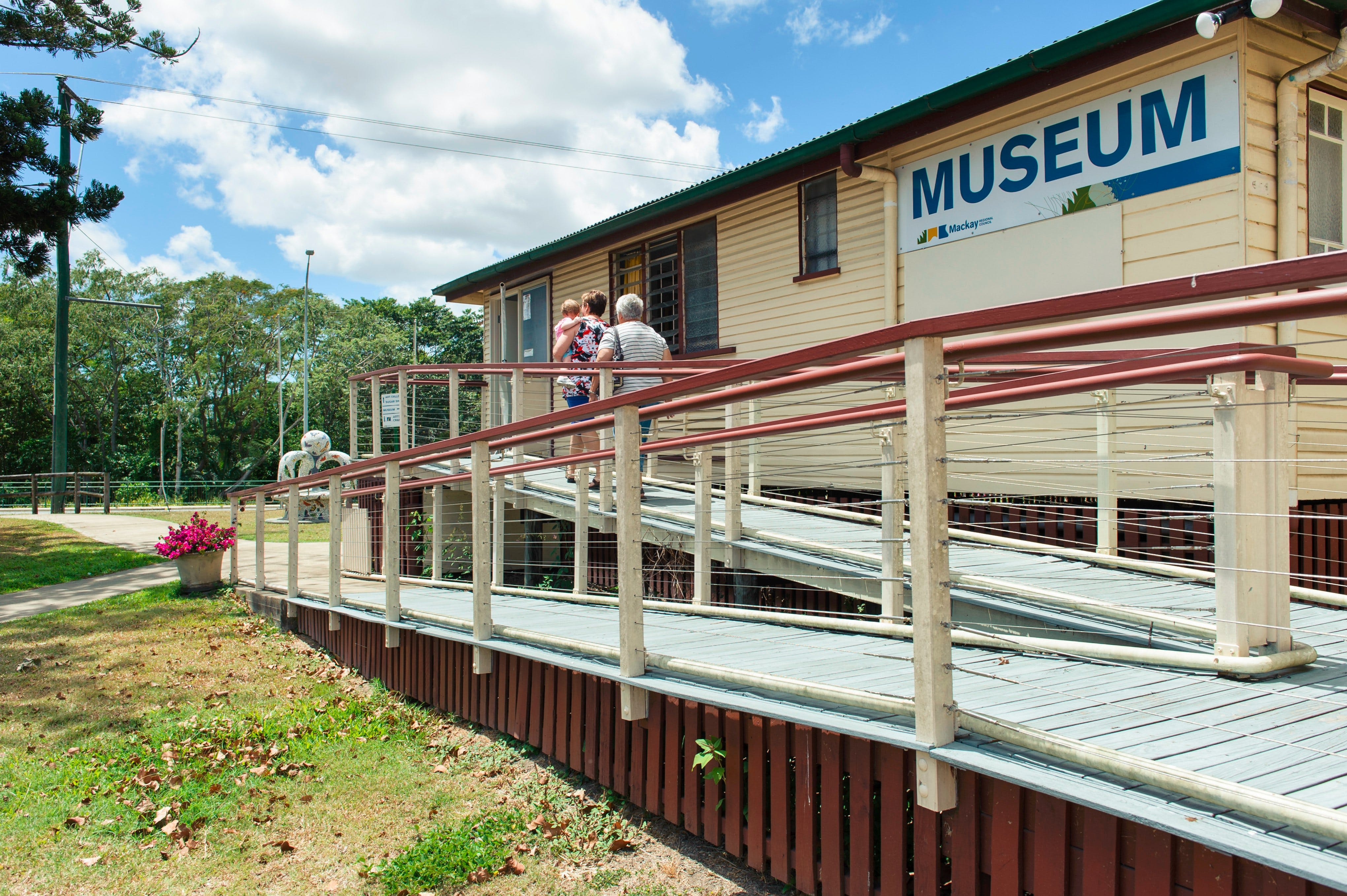 Sarina District Historical Centre - Accommodation Cairns