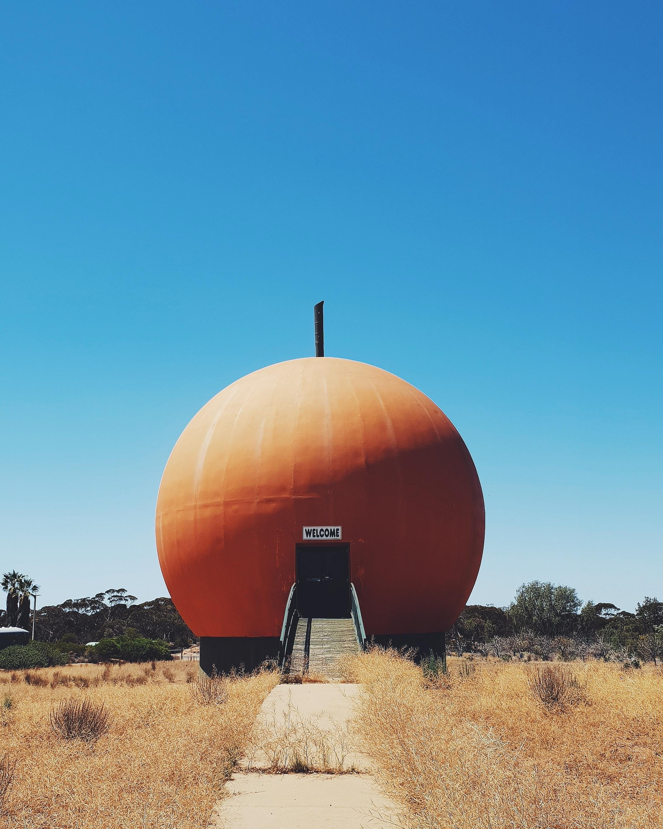 The Big Orange - Accommodation Cairns