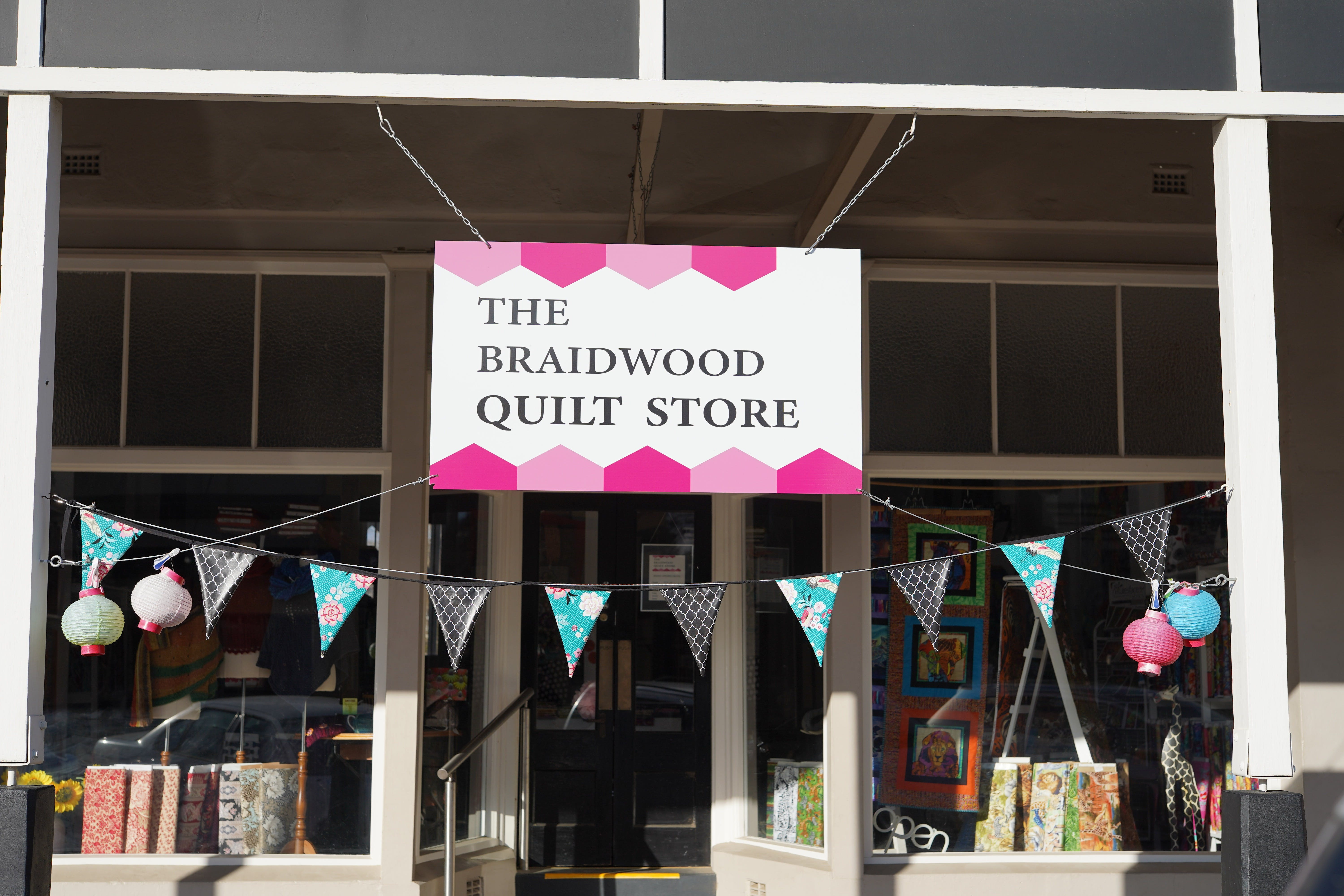 The Braidwood Quilt Store - Accommodation Cairns