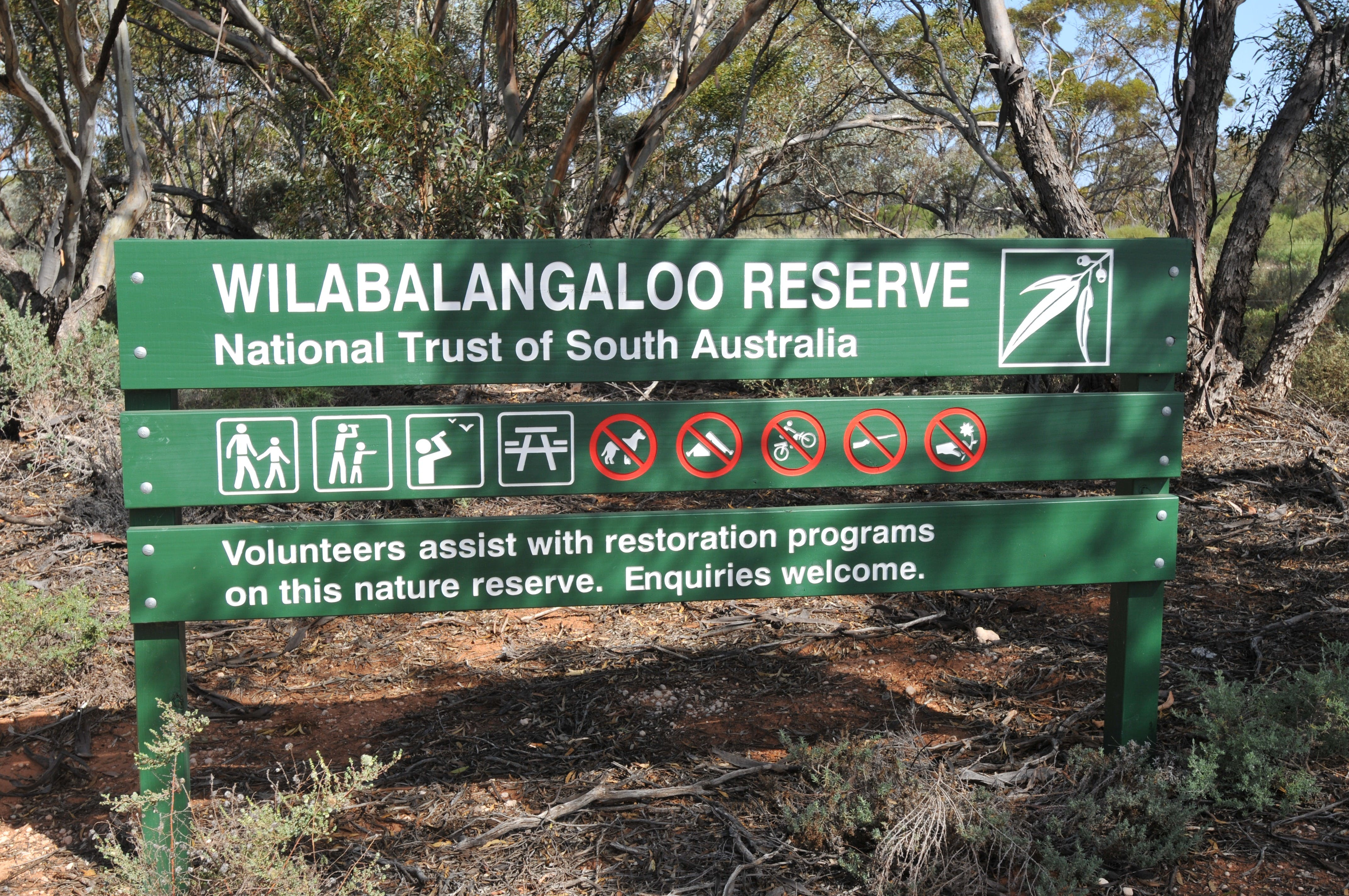 Wilabalangaloo Reserve - Accommodation Cairns