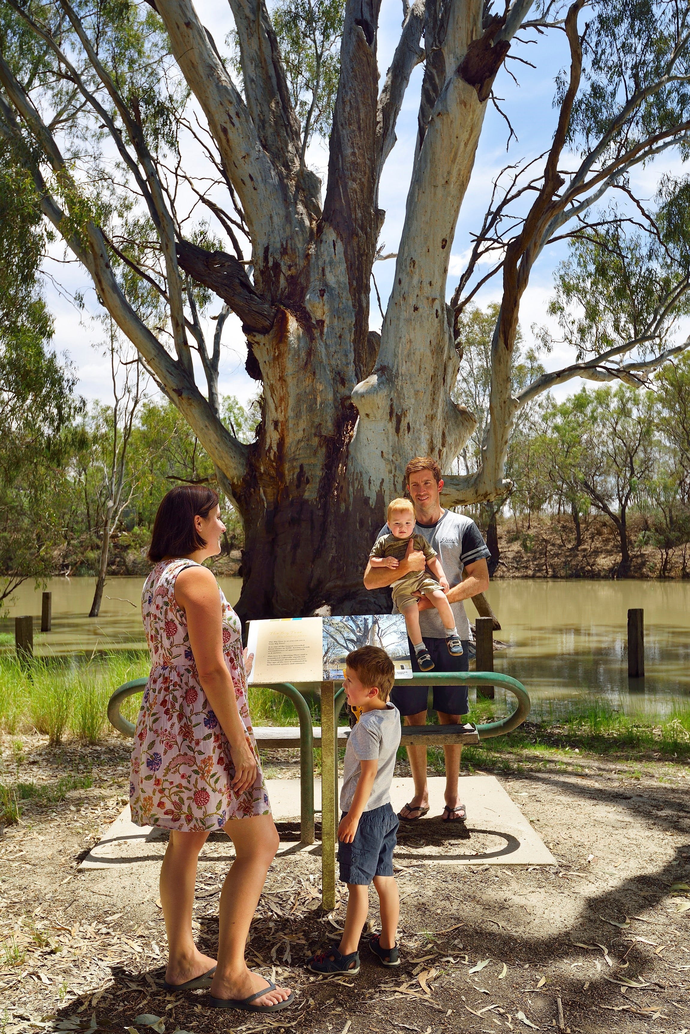 Moulamein River Walk - Accommodation Cairns