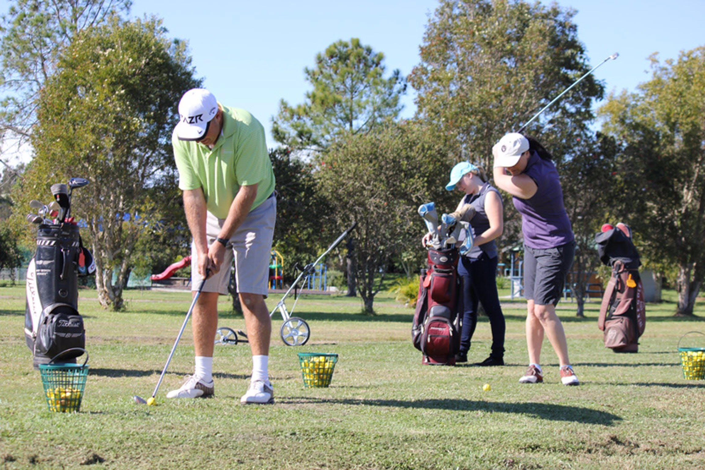 Nambucca River Golf Driving Range - Accommodation Cairns