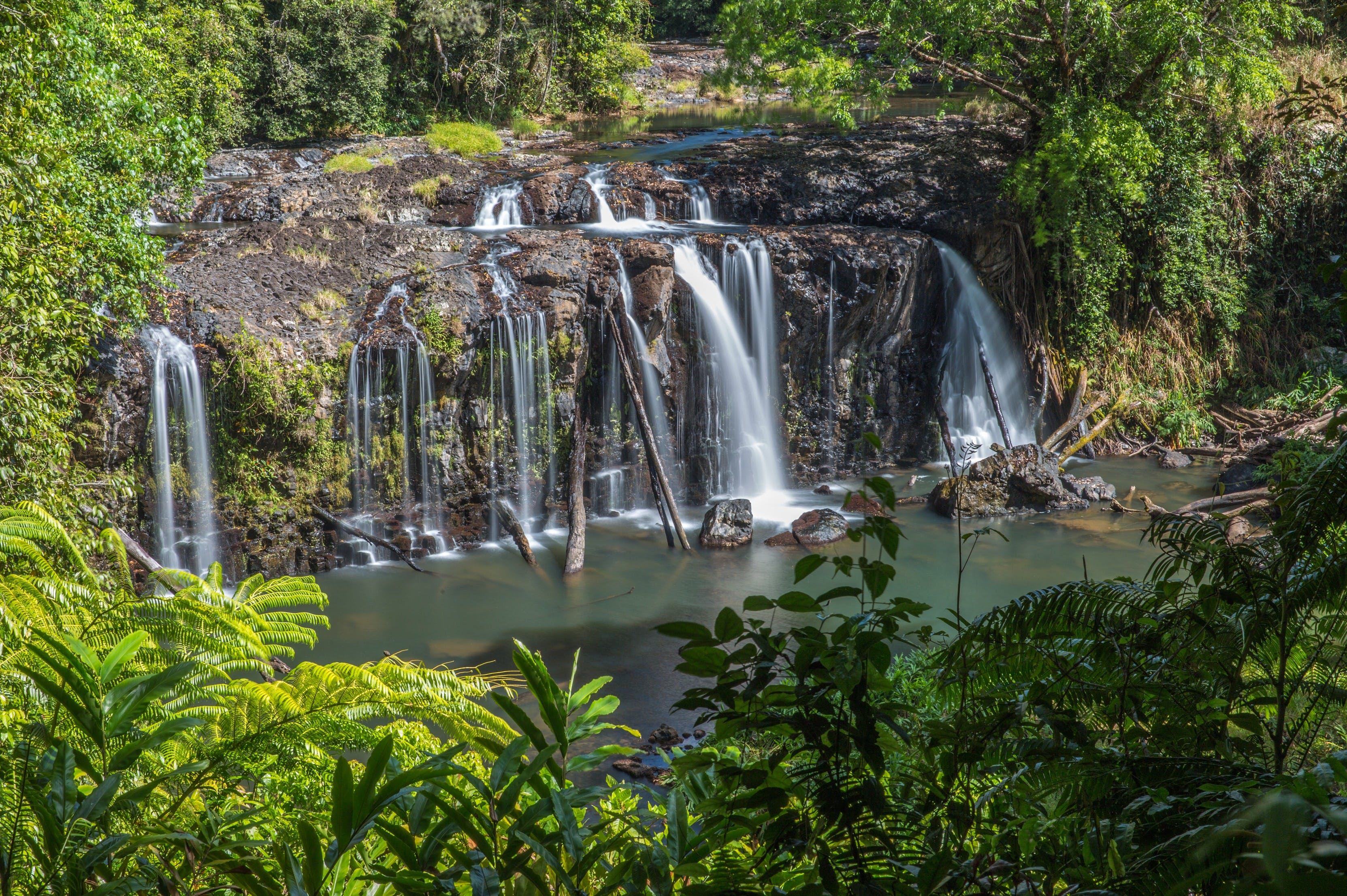 Wallicher Falls - Accommodation Cairns